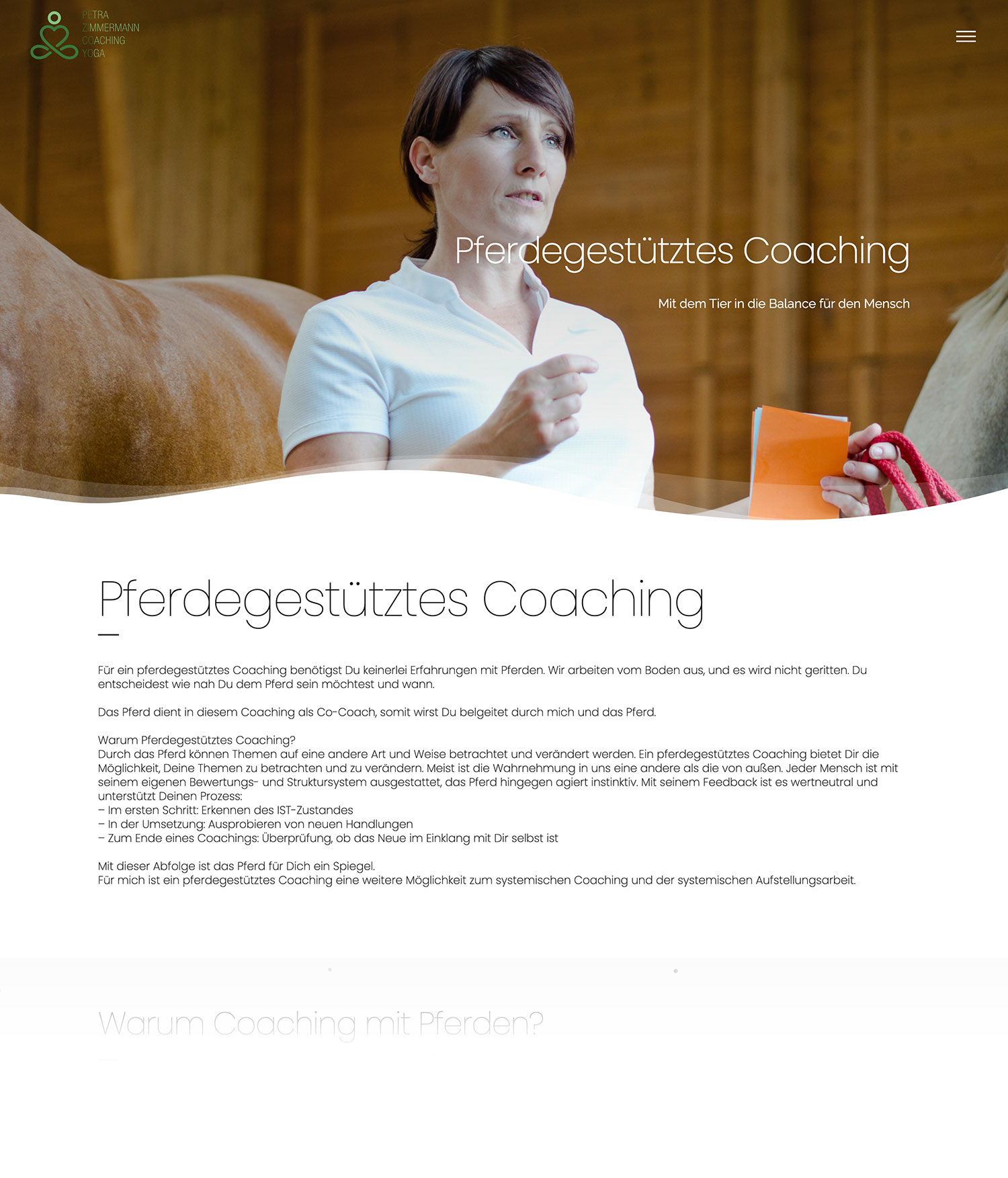 Coaching & Yoga